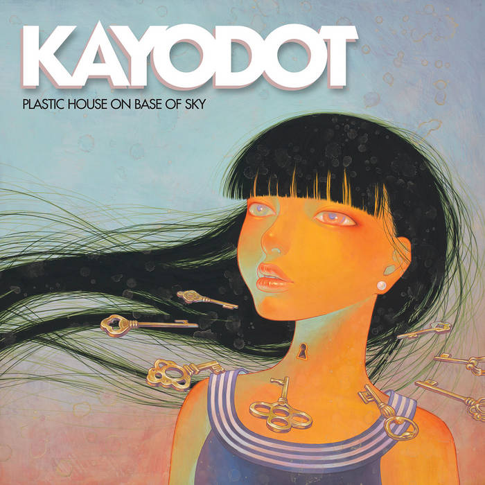 Kayodot – Plastic House On Base Of Sky (The Flenser/H'art/Bertus, 24.6.16)