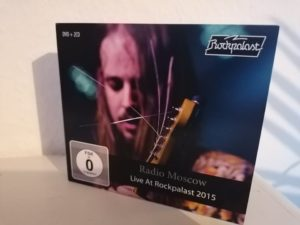 Radio Moscow - Live at Rockpalast 2015 (MiG, 18.12.20)