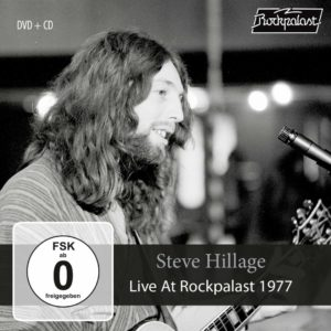 Steve Hillage - Live At Rockpalast 1977 (MiG, 18.12.20)
