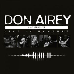 Don Airey - Live In Hamburg (earMusic/edel, 26.2.21)