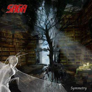Saga - Symmetry (ear/Edel, 12.3.21)
