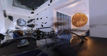 Mahendra - Partikel (Raufaser Tonträger/Distrokid, 16.04.21)