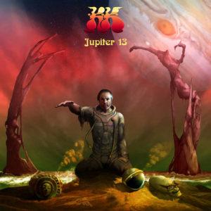 Kilbey/Kennedy - Jupiter 13 (FoghornRecords, 5.3.21)