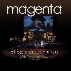 Magenta - Angels & Damned: 20th Anniversary Show (30.05.21, Tigermoth/JustforKicks)