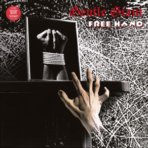 Gentle Giant - Free Hand (2021 Steven Wilson Mix | Alucard/Soulfood, 25.06.21)