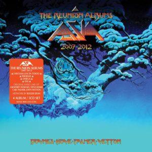 Asia - The Reunion Albums 2007 - 2012 (Box-Set; BMG Universal, 11.06.21)