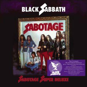 Black Sabbath – Sabotage (Deluxe-Edition, BMG/Universal, 1975/2021)