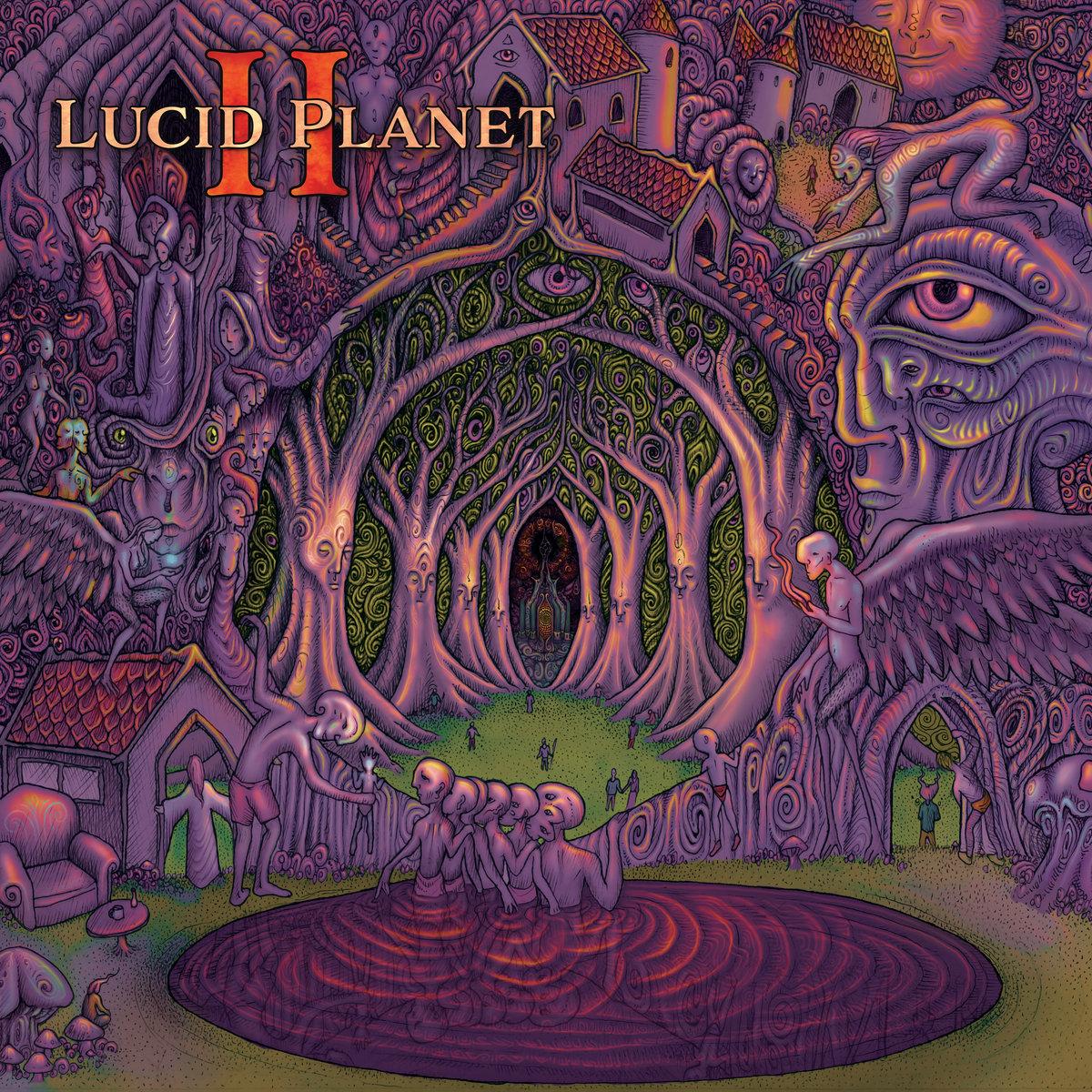 Lucid Planet - Lucid Planet II (Eigenvertrieb, 2020)
