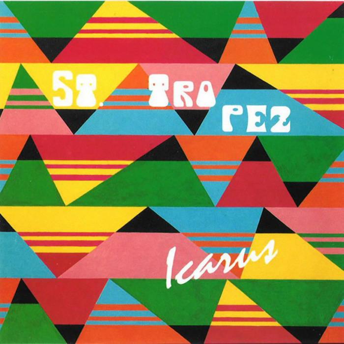 St.Tropez - Icarus (Mellow Records, Compilation, 30.04.21)