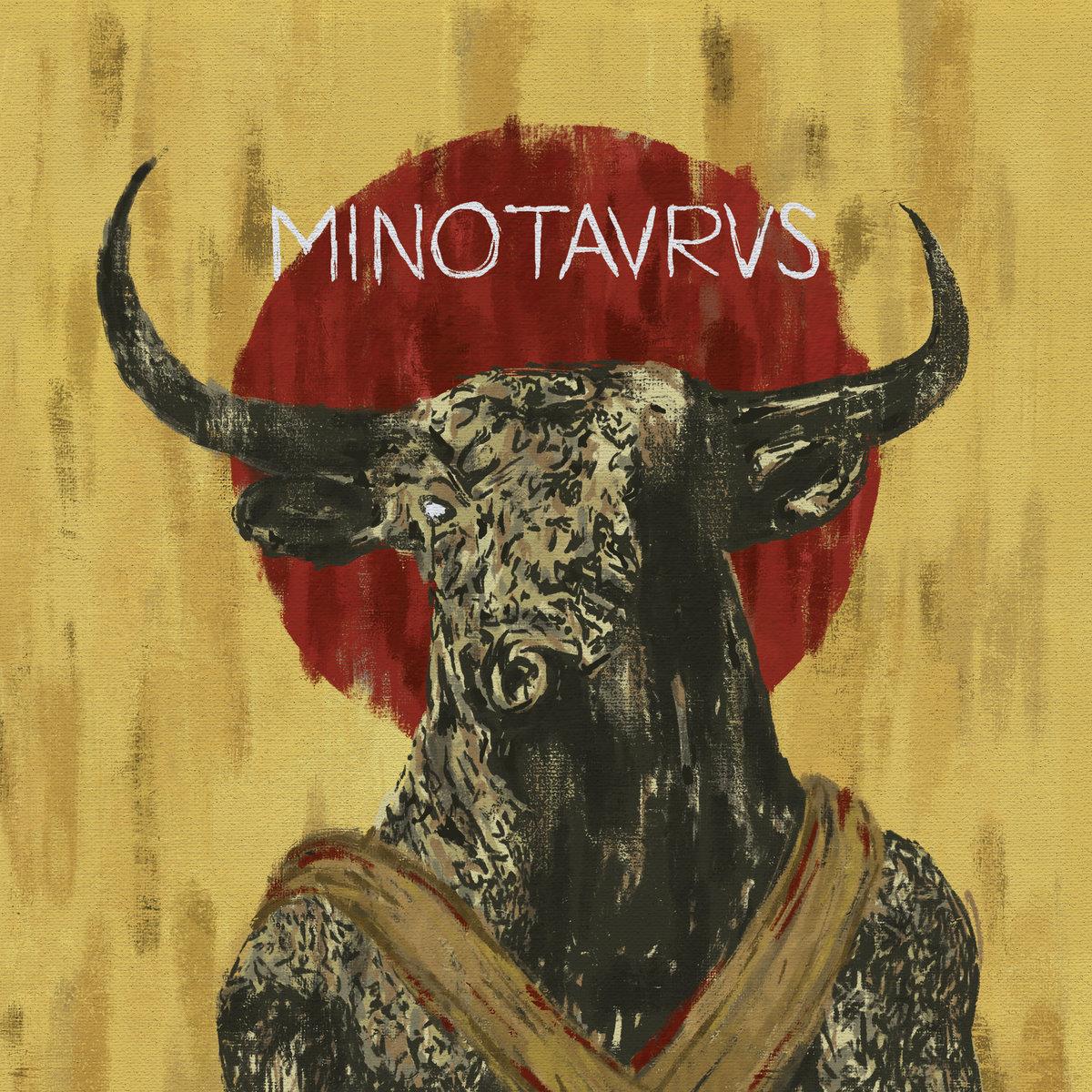 Mansur - Minotavrvs (Denovali Records/Cargo, 28.05.2021)