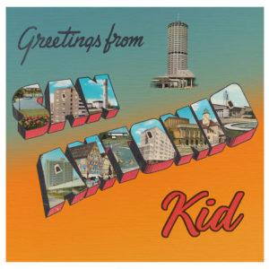 San Antonio Kid - Greetings From (Off Record/BrokenSilence, 25.6.21)