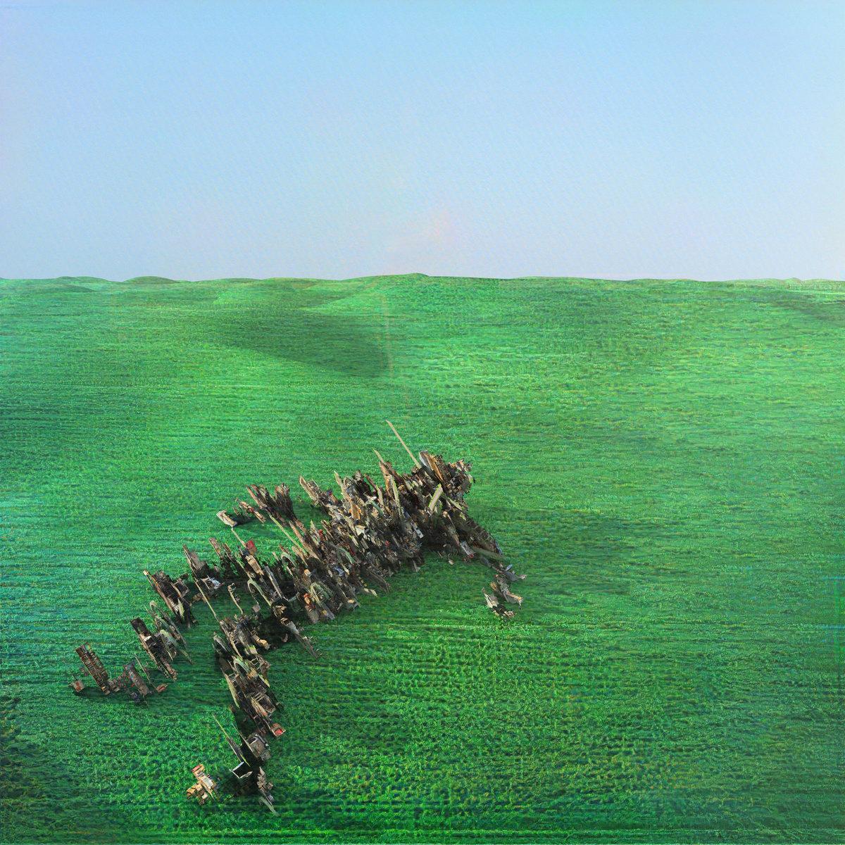 Squid - Bright Green Field (Warp Records / Rough Trade, 2021)