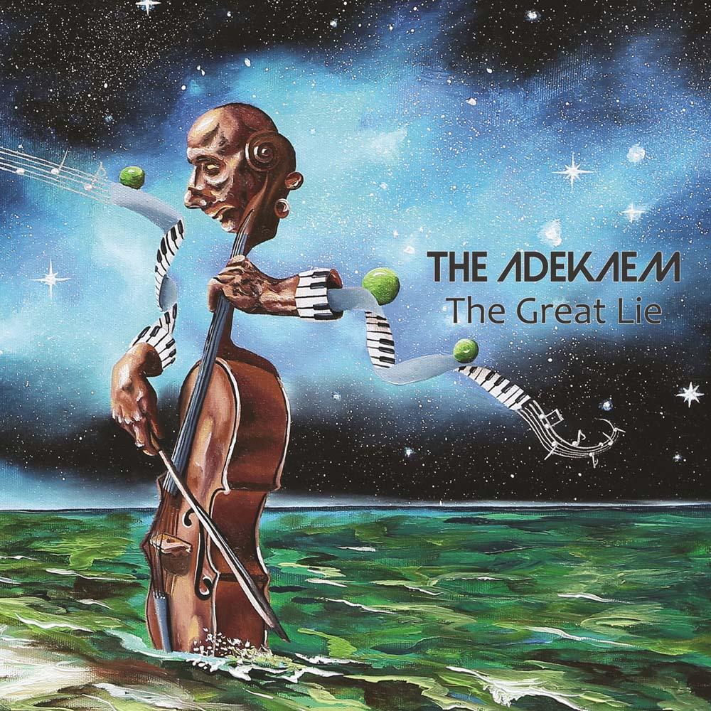 The Adekaem - The Great Lie (Lynx/JFK, 11.06.21)