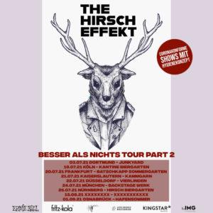 The Hirsch Effekt, 19.07.21, Köln, Freideck