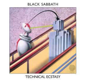 Black Sabbath - Technical Ecstasy (Deluxe Edition; BMG/Universal, 01.10.21)