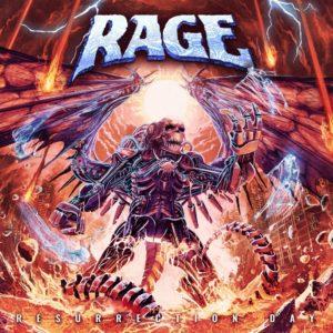 Rage - Resurrection Day (SPV, 17.09.21)