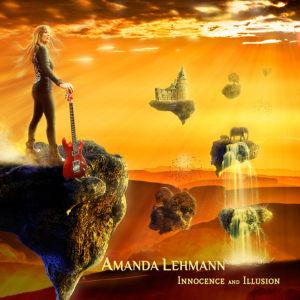 Amanda Lehmann - Innocence and Illusion (unsigned/JFK, 20.08.21)